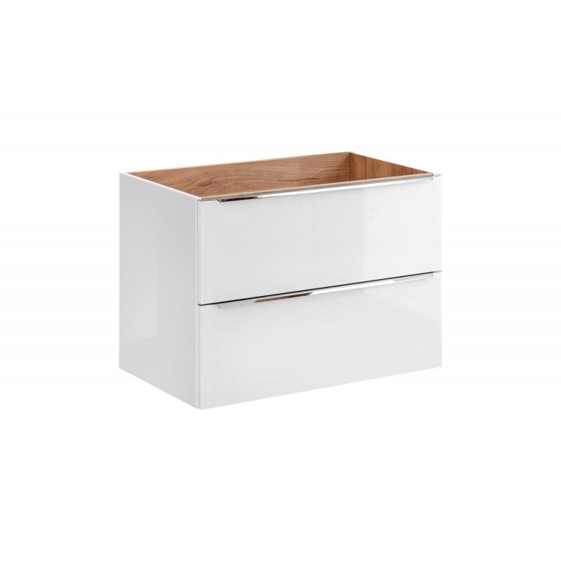 CAPPRI WHITE stiliaus vonios spintelė, pakabinama, maža