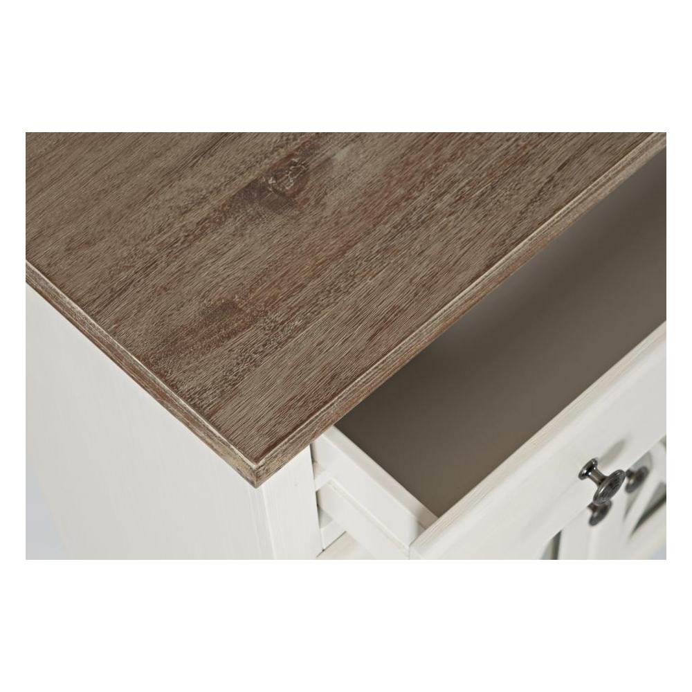 baltos spalvos spintelė, šešių durų spintelė, su trimis stalčiais