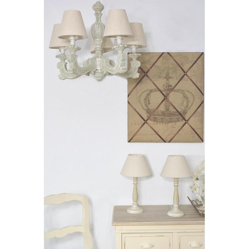 elegantiško stiliaus šviestuvas, sendinto stiliaus, stilingas