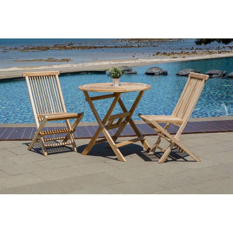 klasikinio dizaino medinis staliukas, lankstomas, kompaktiškas