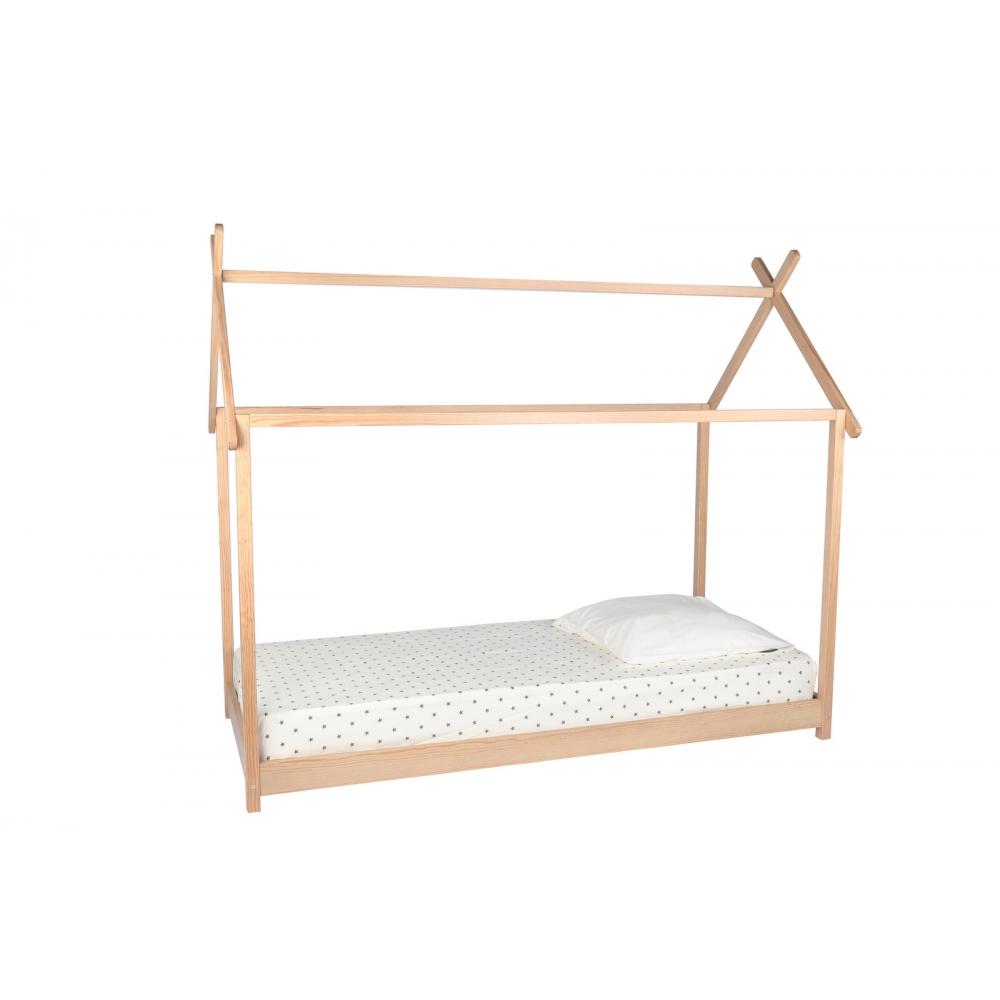 vienvietė lova vaikams, originalaus dizaino, išskirtinio dizaino