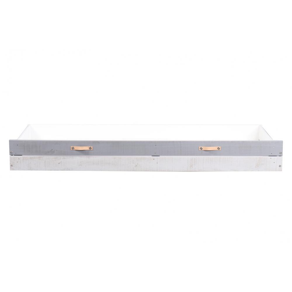 Modernaus dizaino patalynės stalčius lovoms, dėžė su ratukais, su rankenom vaikų lovai 05 arba 06
