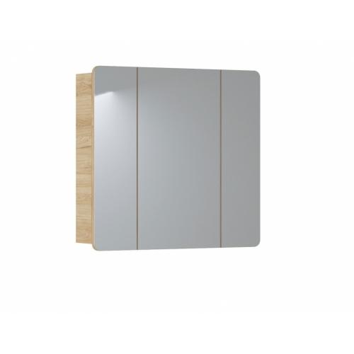 Pakabinamas veidrodis-spintelė 843 ARRAS GREY