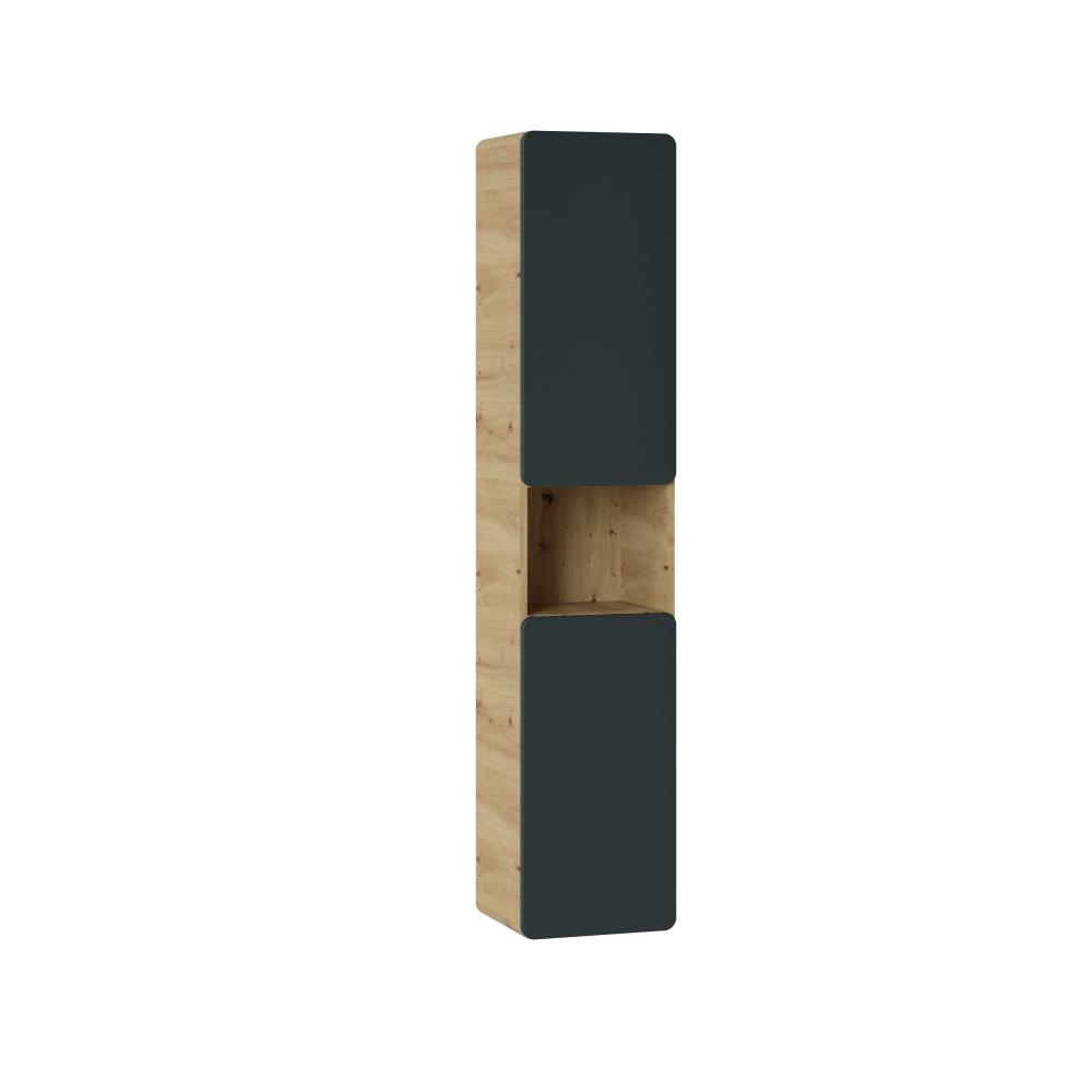 Vonios komplektas ARRAS BLACK 60