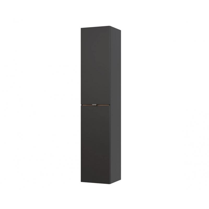 CAPPRI BLACK stiliaus vonios spintelė, pakabinama, juoda
