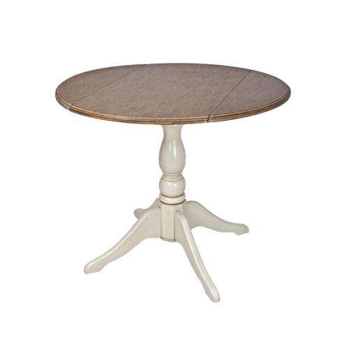 Apvalus stalas (suskleidžiamas) LIMENA