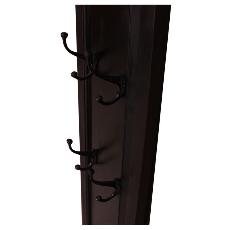 Antikvarinio stiliaus kabykla, elegantiška, tamsių spalvų