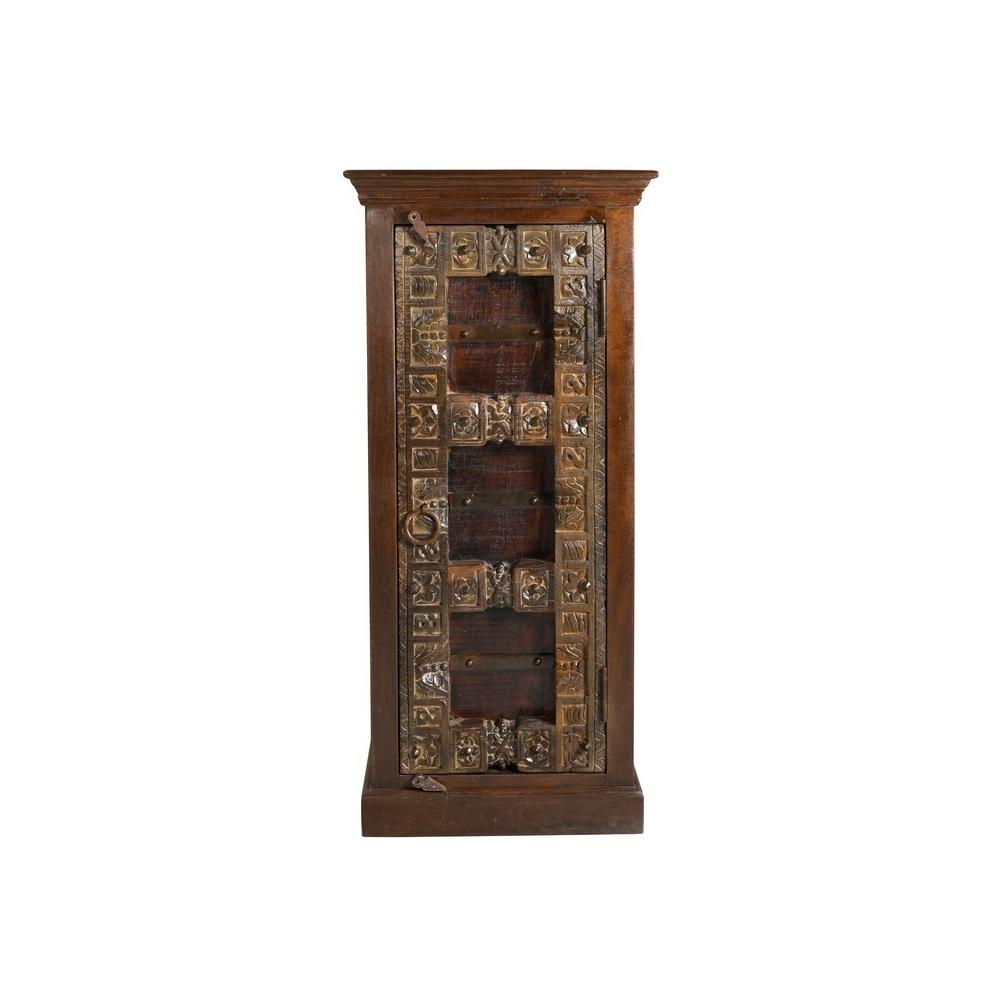 Trijų lentynų spintelė, kokybiška, medinė