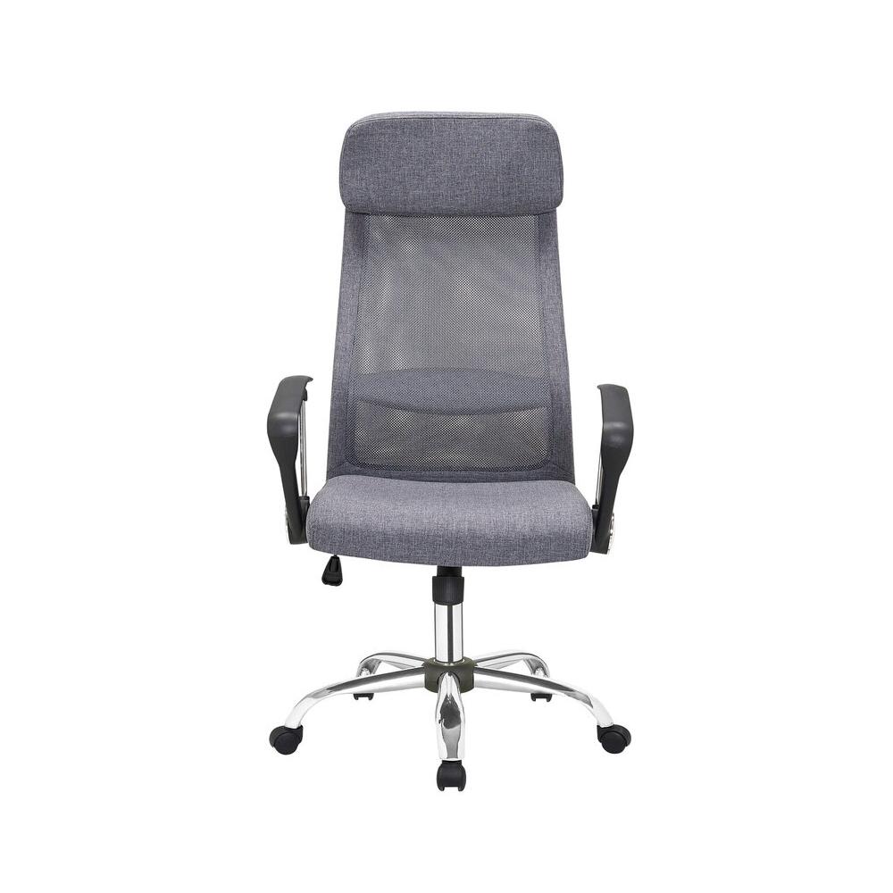 modernaus dizaino ofiso kėdė, ECO odos tinklelio, su porankiais