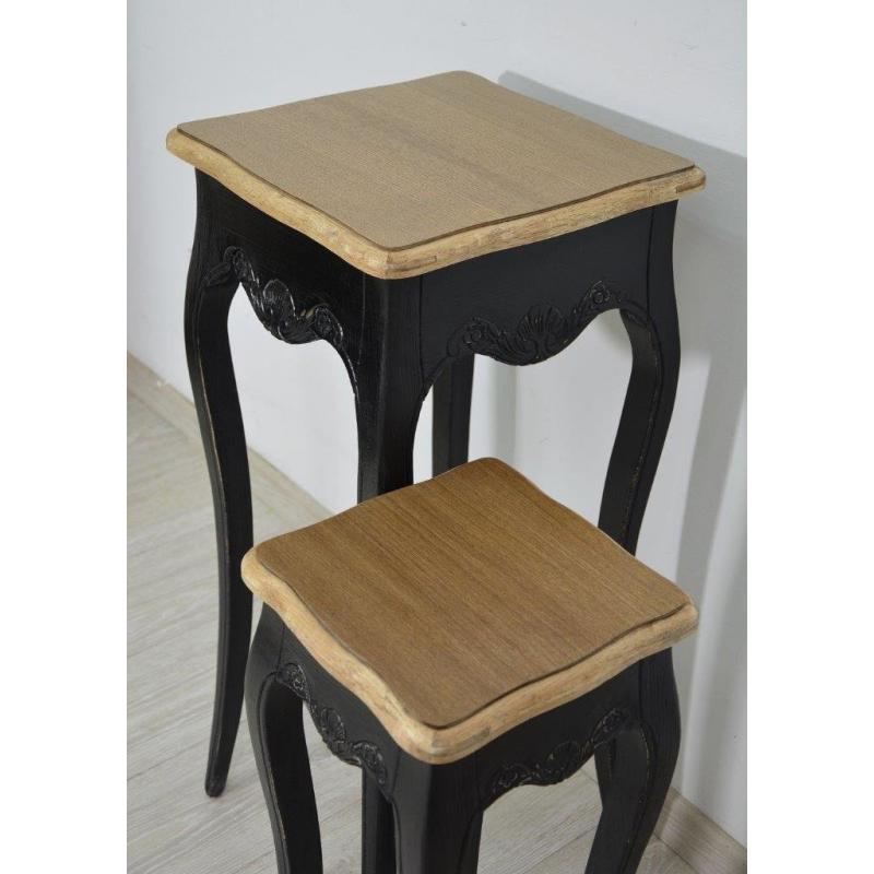 staliukų komlektas gelėms, senovinio dizaino, retro