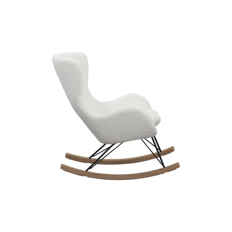 jaukaus dizaino supamas krėslas, pliušinis, prabangus