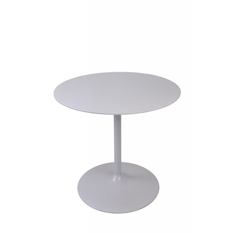 Apvalus stalas, 80 cm, modernaus dizaino