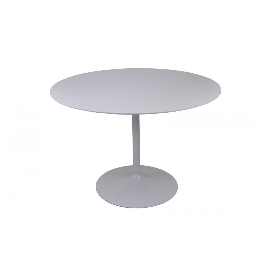 Apvalus stalas, 110 cm, modernaus dizaino