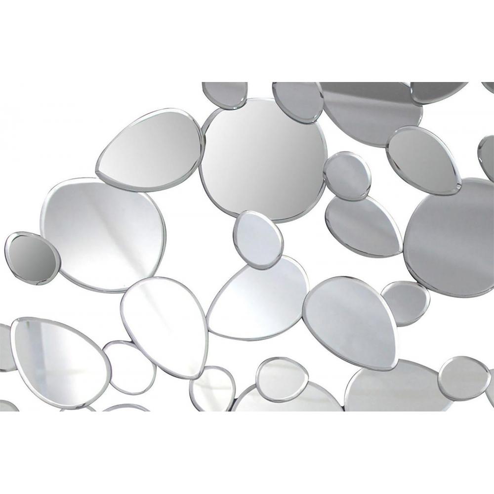 originalaus dizaino veidrodis, 109 cm, futuristinis