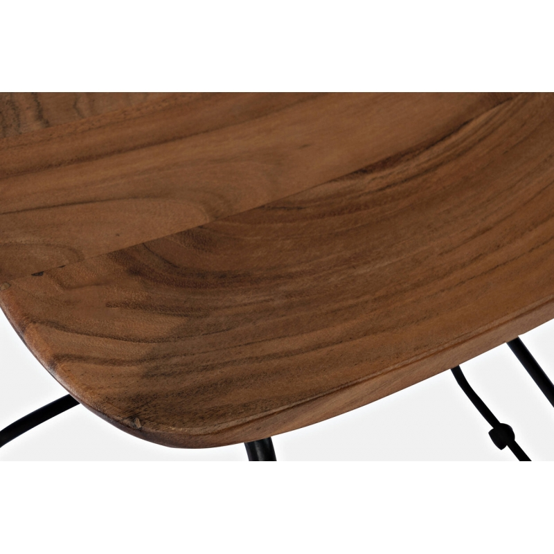 Kokybiška baro kėdė, elegantiška, minimalistinė