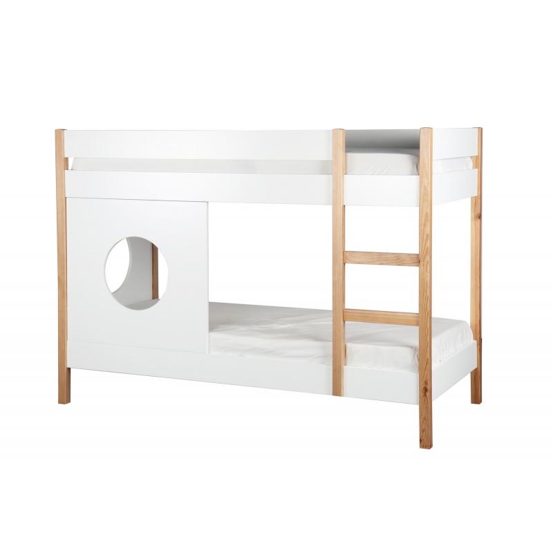 Dviaukštė lova vaikams 24