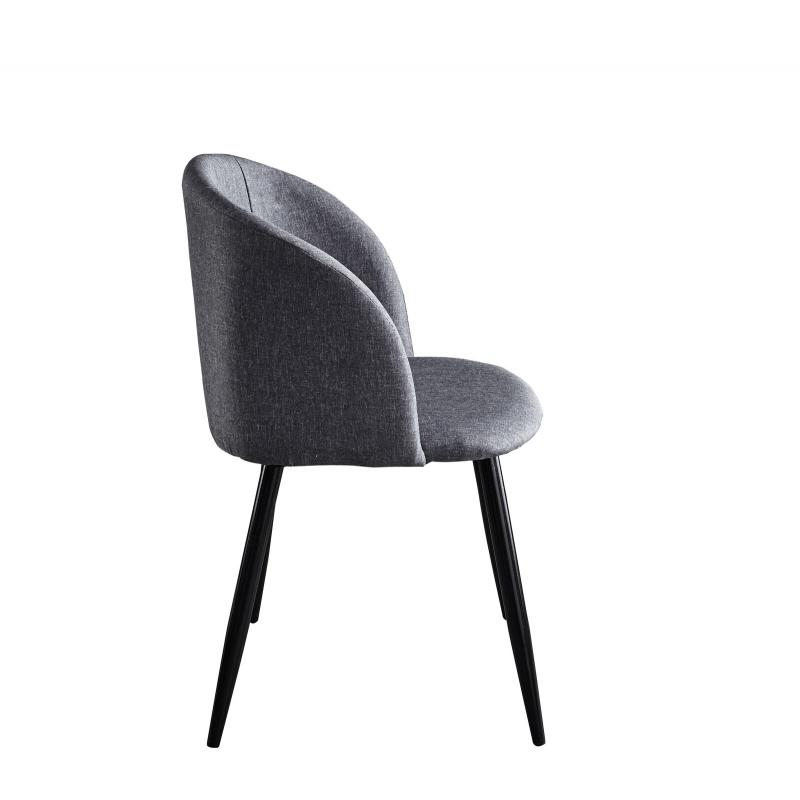 kėdė su atlošu, patogi, minimalistinė
