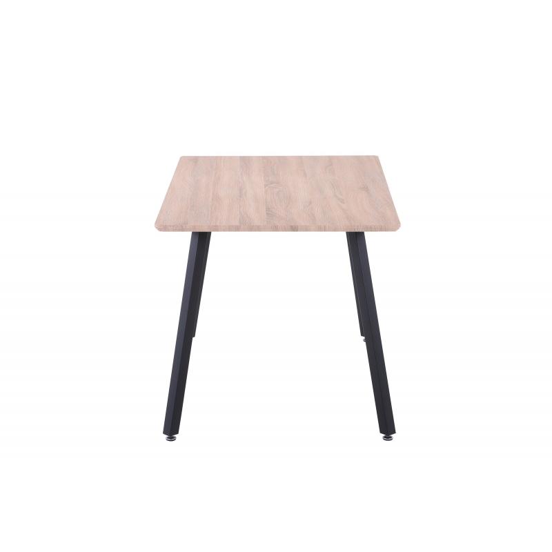 elegantiškas stalas, stačiakampio formos, mažas