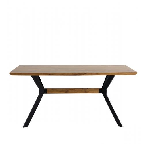 elegantiško dizaino stalas, prabangaus dizaino, 160 cm