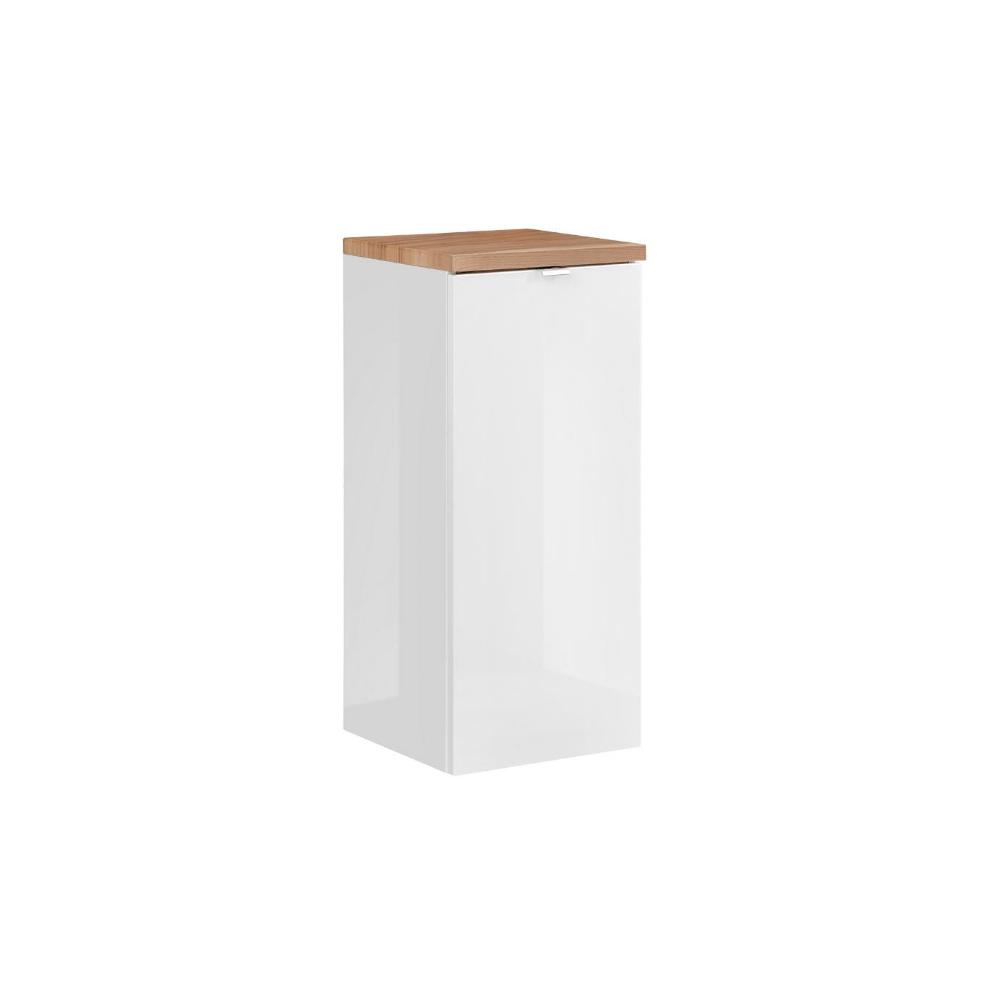 Pakabinama vonios spintelė 811 CAPPRI WHITE