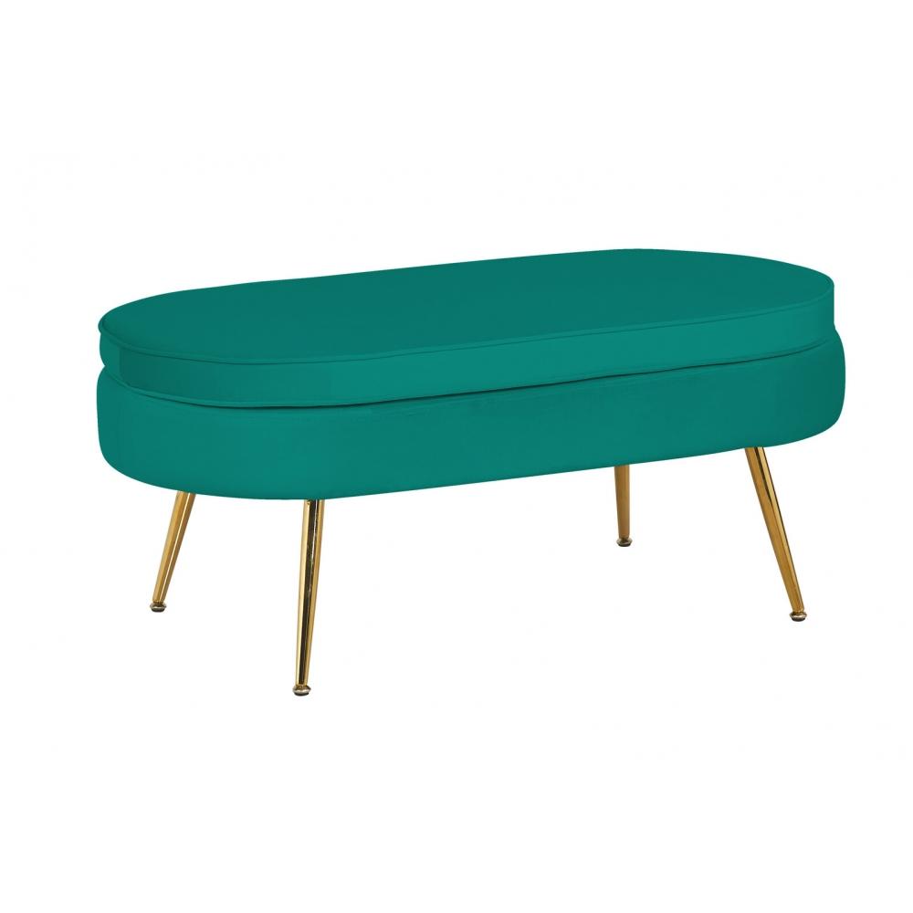 ovalo formos pufas, modernaus dizaino, prabangaus stiliaus