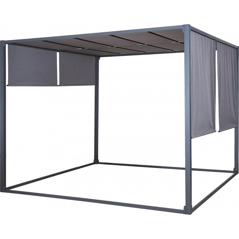 Paviljonas C009 - 387x220 cm.