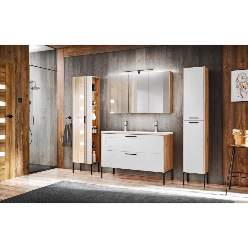 Vonios spintelė 803 MADEIRA WHITE