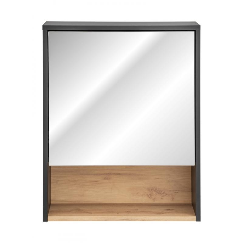 Pakabinamas veidrodis-spintelė 840 BORNO