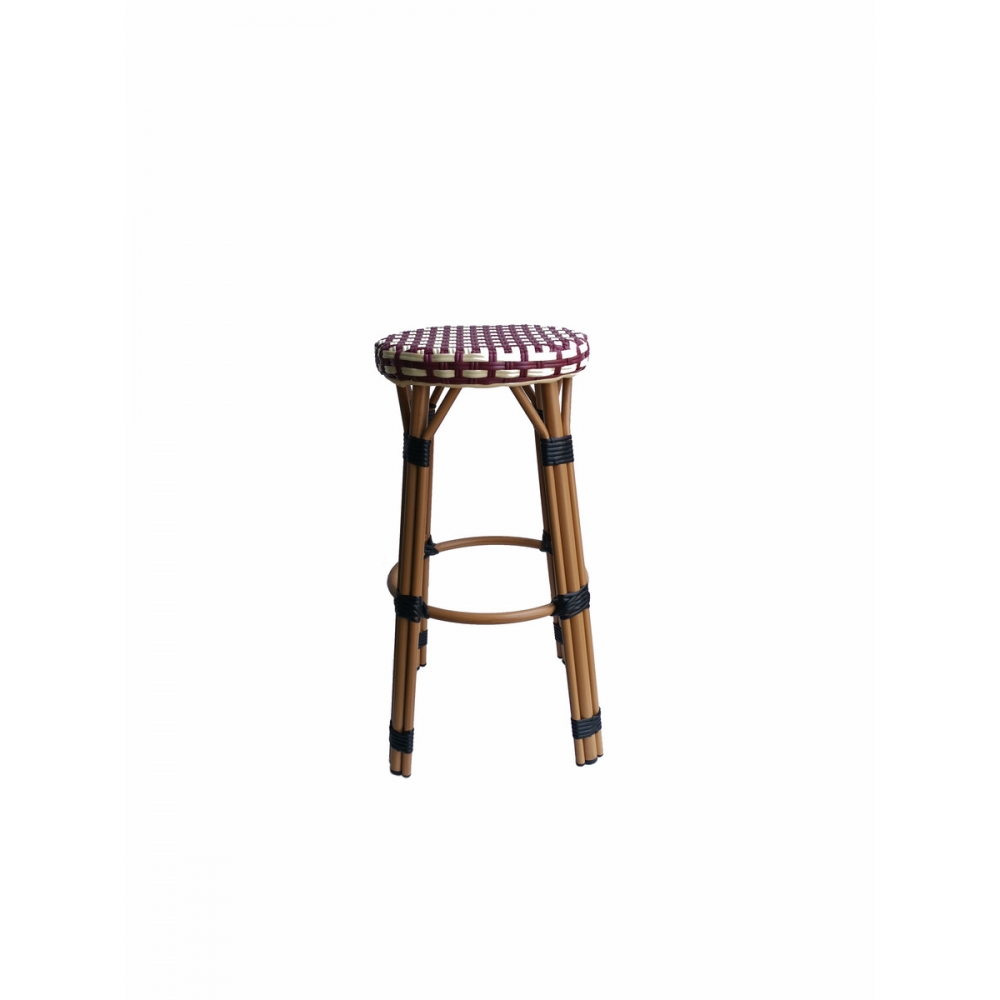 ergonomiška baro kėdė, medinė, be atlošo