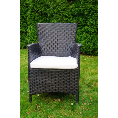 Lauko kėdė bet kokiomis oro sąlygomis, Kėdė atspari šalčiui, lietui ir tiesioginiams saulės spinduliams