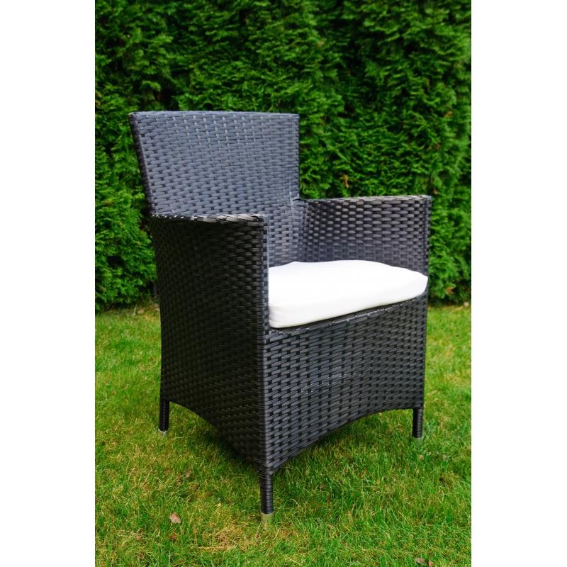elegantiška lauko kėdė, Originalaus dizaino, iš sintetinio PE ratano