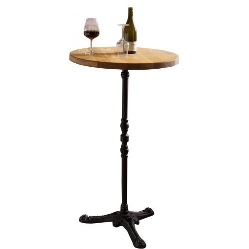 Aukštas apvalus stalas 111 - 60 cm