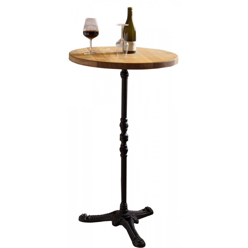 Apvalus stalas 111 - 60 cm