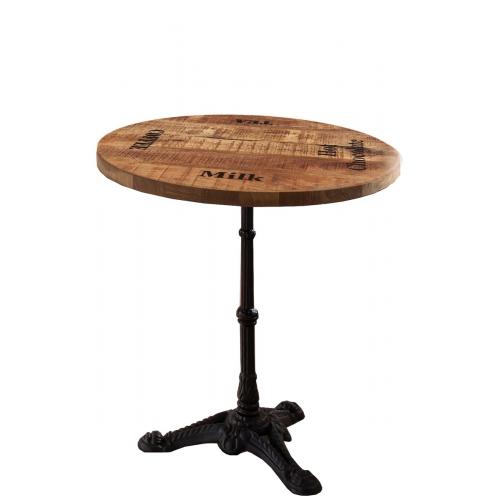 Apvalus stalas 611 - 60 cm