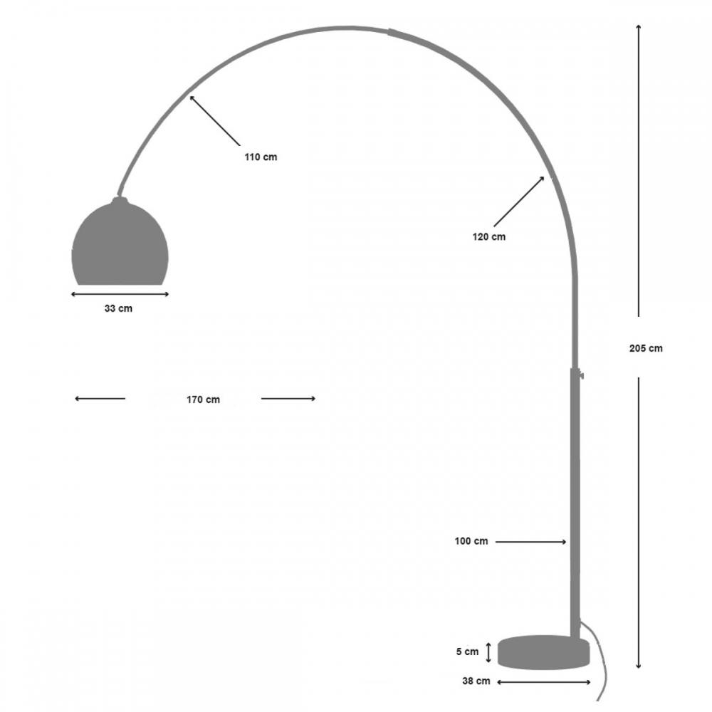 Toršeras 18 205 cm