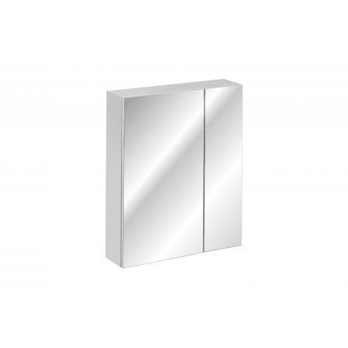 Pakabinamas veidrodis-spintelė 846 HAVA WHITE