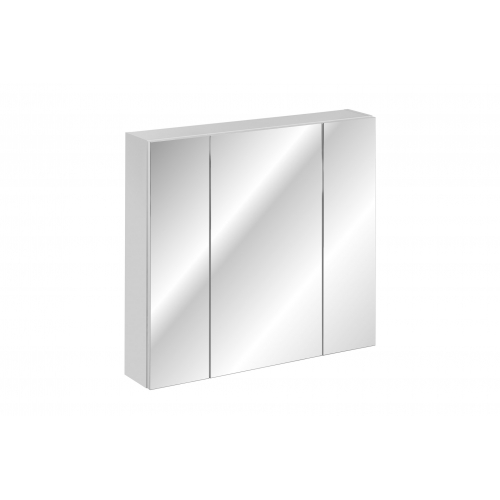 Pakabinamas veidrodis-spintelė 848 HAVA WHITE