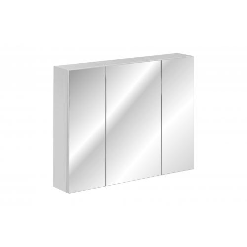 Pakabinamas veidrodis-spintelė 841 HAVA WHITE