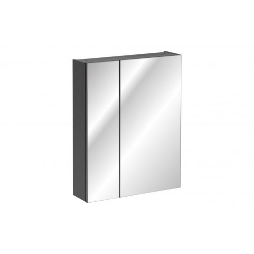 Pakabinamas veidrodis-spintelė 840 MONA GREY