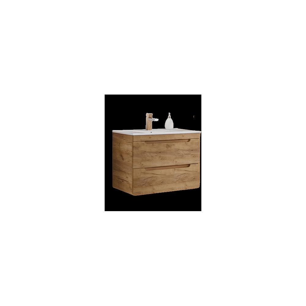 Vonios spintelė su praustuvu 821 ARRAS CRAFT