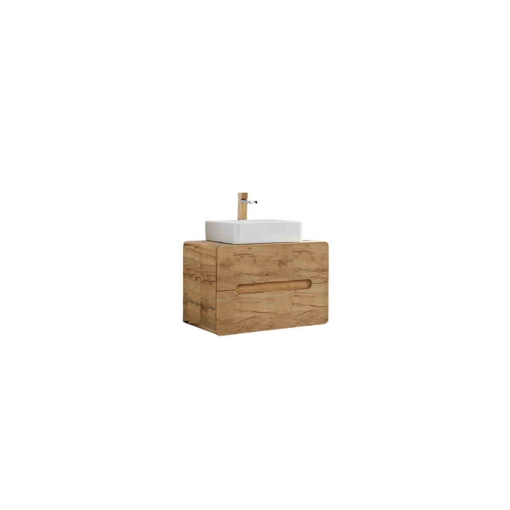 Vonios spintelė su praustuvu 829 ARRAS CRAFT