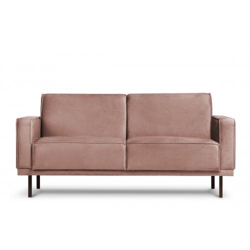 Sofa BAR, rožinė, 150x81x71 cm