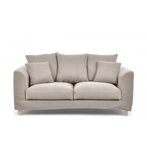 Sofa BRYO, smėlio, 174x93x90 cm
