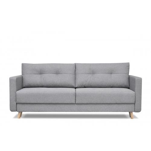 Sofa CONCO, pilka, 218x92x91 cm