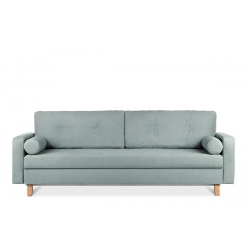 Sofa ERIS, mėtinė, 230x100x80 cm