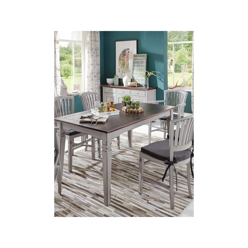 pilkos spalvos kėdė, taupe spalvos, medinė