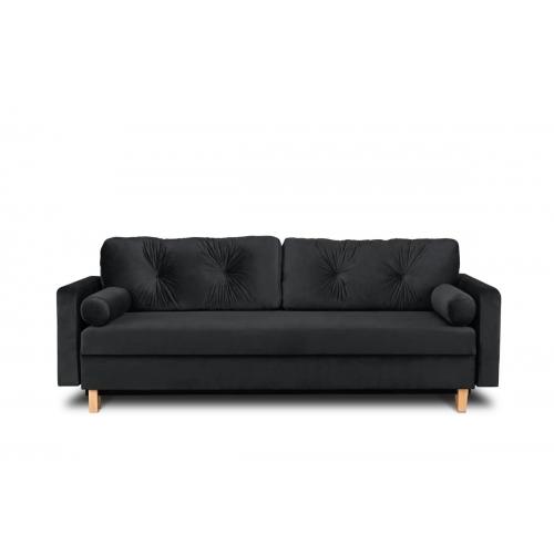 Sofa ERIS, grafito, 230x100x80 cm