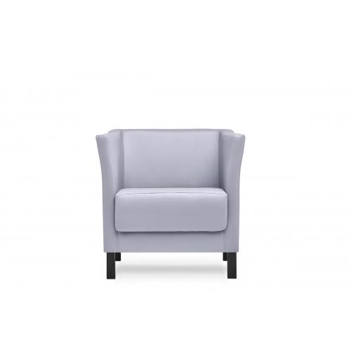 Fotelis ESPEC, pilkas, 74x67x71 cm