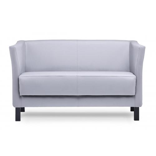 Sofa ESPEC, pilka, 130x67x71 cm