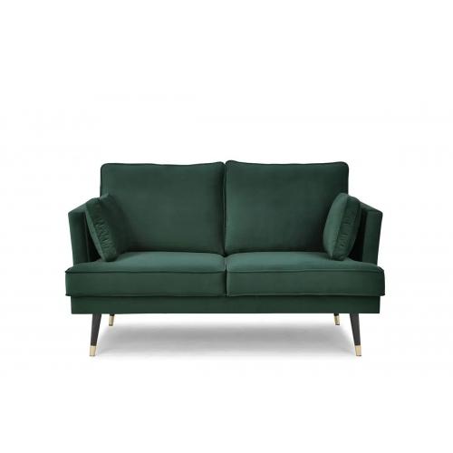 Sofa FALC, žalia, 163x93x91 cm